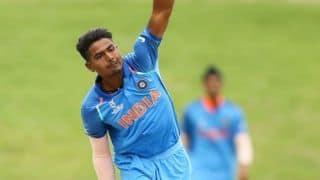 विजय हजारे ट्रॉफी, क्वार्टर फाइनल: अनुकूल राय ने महाराष्ट्र को 181 पर रोका