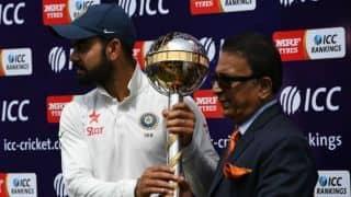 विश्व टेस्ट चैंपियनिशप की शुरुआती, 2019 में वेस्टइंडीज से खेलेगा भारत