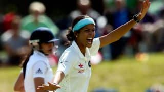 India Women vs England Women, Live Cricket Score, only Test Day 2 at Wormsley: Play called off due to bad light
