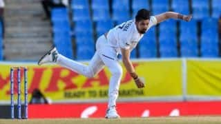 Jasprit Bumrah suggested to try cross seam: Ishant Sharma