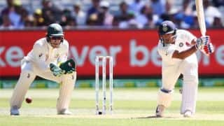 To the manor born, Mayank Agarwal stars on Test debut