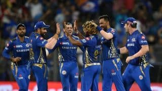 IPL 2019, MI vs KKR: Andre Russell scores a duck as Mumbai Indians restrict Kolkata Knight Riders to 133/7