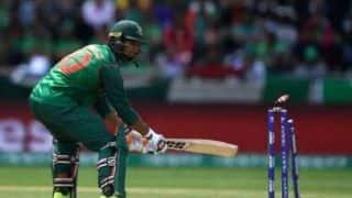 भारत के खिलाफ मैच से पहले बांग्लादेश को झटका, महमूदुल्लाह हुए चोटिल