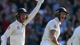 स्टोक्स-लीच की 10वें विकेट के लिए 76 रन की साझेदारी ने बनाई रिकॉर्ड बुक में जगह