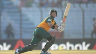 India vs South Africa 2nd semi-final ICC World T20 2014: Du Plessis, Duminy steady South Africa