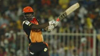 IPL 7: Darren Sammy replaces Shikhar Dhawan as Sunrisers Hyderabad captain
