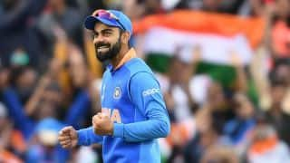 Cricket World Cup 2019: We wanted to beat Australia after they won against us at home – Virat Kohli
