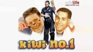 Kane Williamson: Finally, there's a Kiwi No.1