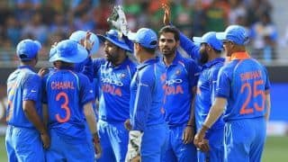 Asia Cup 2018: India's road to the final