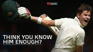 Quiz: How well do you know about Steve Smith?