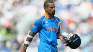70s and 80s won't save Shikhar Dhawan's place in Team India, believes Sunil Gavaskar