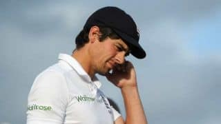 Alastair Cook had contemplated resignation during Sri Lanka series: Paul Downton