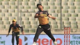 Bangladesh Premier League:Johnson Charles, Mustafizur Rahman Shines as Rajshahi Kings wins over Chittagong Vikings