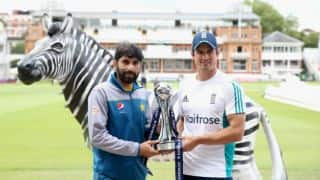 England vs Pakistan 2016: Full schedule, match timetable and venues