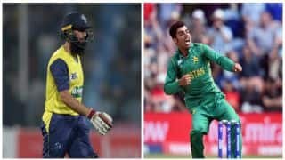 Pakistan vs ICC World XI 2017, 2nd T20I at Lahore: Shadab Khan vs Hashim Amla, Imran Tahir vs Shoaib Malik and other key battles