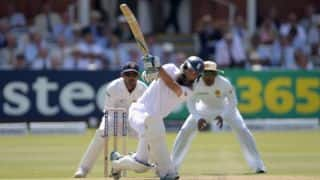Joe Root, Moeen Ali steady England's innings against Sri Lanka at Tea on Day 1 of 1st Test at Lord's