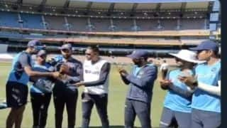 VIDEO: Shubman Gill and Mohammed Siraj made their Test debuts in Boxing Day Test at the MCG