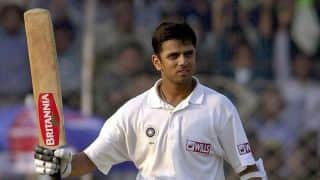 Rahul Dravid: Change in the shape of bat will have an impact on the game