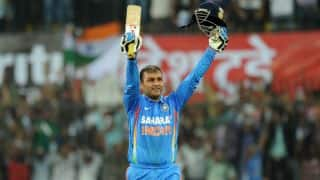 When Virender Sehwag, humming Kishore Kumar songs, demolished the West Indies at Indore