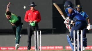 Pakistan's Usman Khan reduces Sri Lanka to 20-5: Twitter reactions