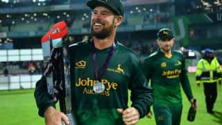 CPL 2017: Trinbago Knight Riders replaces Brendon McCullum with Daniel Christian