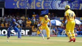 Live Cricket Scorecard: IPL 2015, Chennai Super Kings vs Royal Challengers Bangalore, Match 37 at Chennai