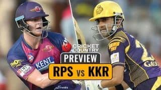 In-form RPS seek first win vs KKR