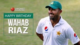 Wahab Riaz: 12 facts about Pakistan's pace sensation