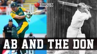 AB de Villiers: Don Bradman of this generation?