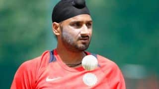 Harbhajan Singh launches sport apparel range