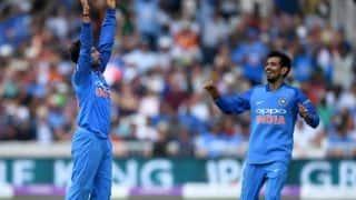 कुलदीप-चहल की फिरकी में फंसा बांग्लादेश, 95 रन से जीता भारत
