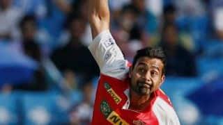 Praveen Kumar surprised at IPL snub