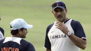 Ravi Shastri wants Sachin Tendulkar as Team India's consultant