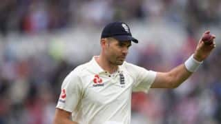 India vs England, 3rd Test: The best of James Anderson at Trent Bridge