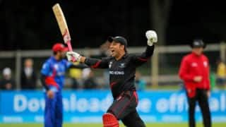 Hong Kong vs Zimbabwe, Live Cricket Score Updates & Ball by Ball commentary, ICC World T20 2016: Match 1, Group B at Nagpur