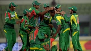 Live Cricket Score: West Indies vs Bangladesh, 1st ODI at St George's