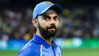 No.4 position is something we want solidified: Virat Kohli