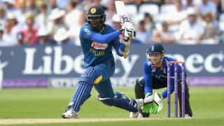 Angelo Mathews doubtful for 2nd ODI vs England due to Hamstring strain