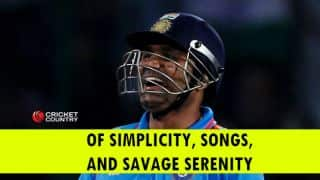 Virender Sehwag: Of simplicity, songs, and savage serenity