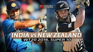 India vs New Zealand, ICC World T20 2016, Match 13 at Nagpur: Rohit Sharma vs Trent Boult and other key battles