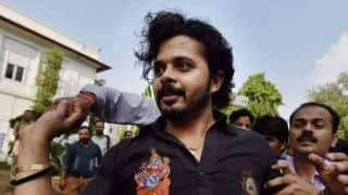 Supreme Court reserves order on Sreesanth's plea against lifetime ban by BCCI