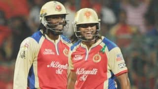 IPL 7: Saurabh Tiwary out with injured shoulder