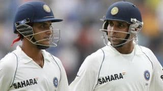 VVS Laxman tried to stop him from removing shirt at Lord's : Sourav Ganguly