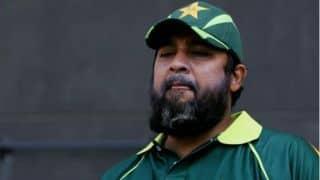 इंजमाम उल हक ने पाक टीम के मुख्य चयनकर्ता पद से दिया इस्तीफा
