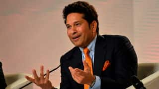 Tendulkar insists on action against low-quality helmet manufacturers