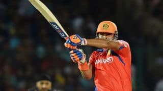 Suresh Raina's second successive fifty during GL vs MI match in IPL 2016