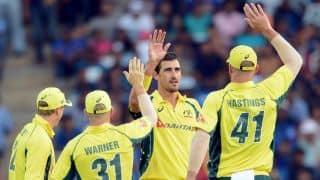 Innings Report: Australia restrict Sri Lanka to 195