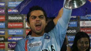 2008 की अंडर-19 टीम से भी बेहतर है मौजूदा टीम: विराट कोहली