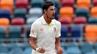Fiery Starc gets Australia closer to crushing win