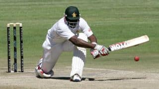 Masakadza ruled out of 2nd Test against New Zealand
